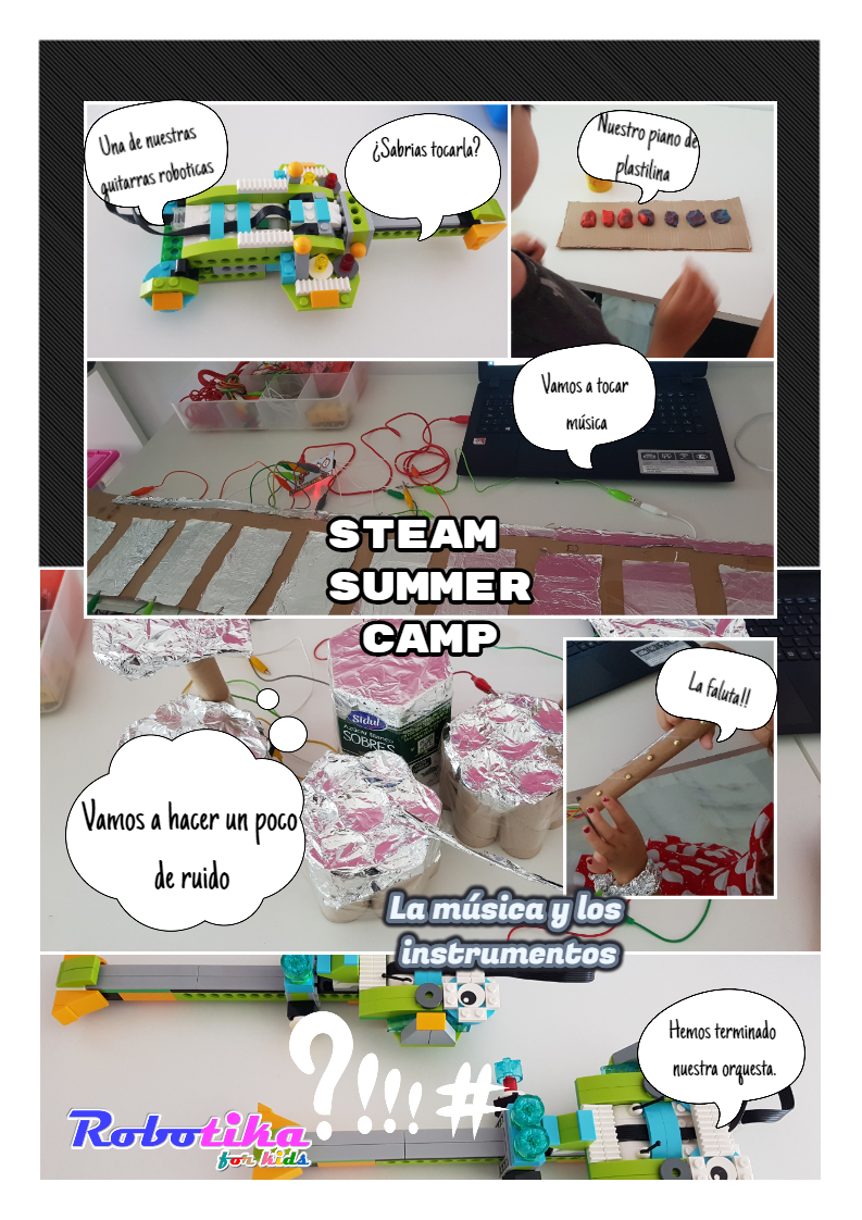 Steam Summer Camp
